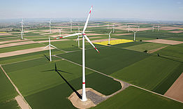 Windpark Flomborn