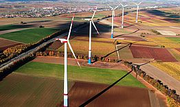 Windpark Schornsheim