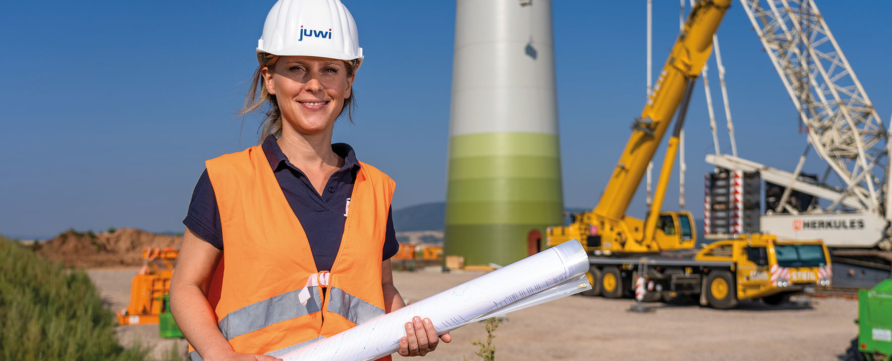 juwi a team of qualified experts in wind energy